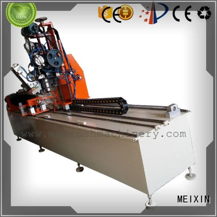 Hot Industrial Roller Brush And Disc Brush Machines brush MEIXIN Brand