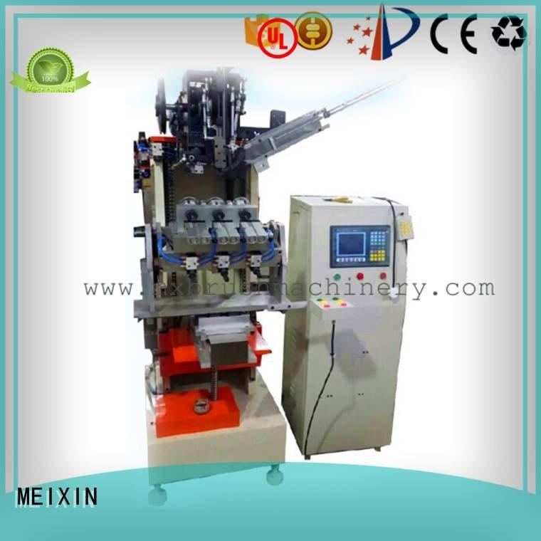 brush making machine for sale broom 1head Brush Making Machine MEIXIN Brand