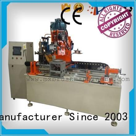 Industrial Roller Brush And Disc Brush Machines for brush making machine MEIXIN