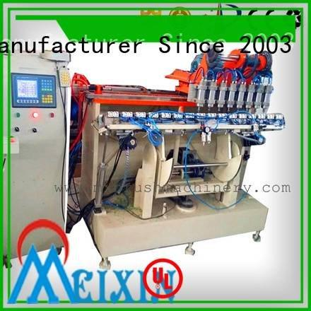 5 Axis Brush Making Machine hockey making drilling broom
