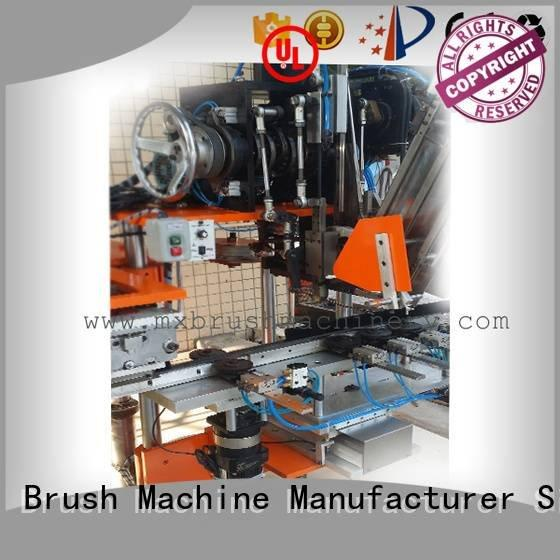 MEIXIN Brand wire cnc brush tufting machine brush mx