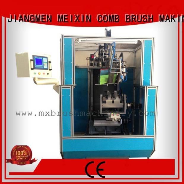 Hot brush making machine for sale jade hockey 1head MEIXIN Brand