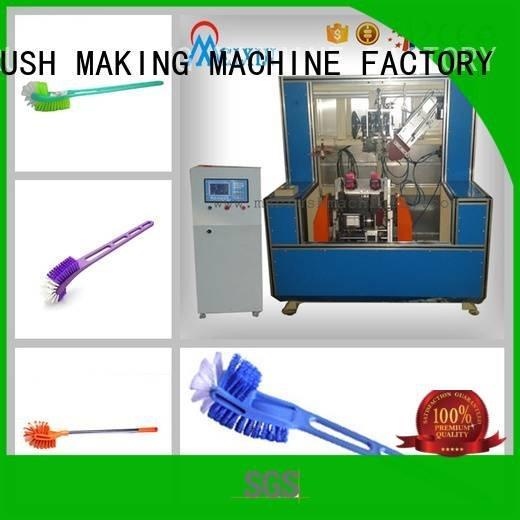 making Brush Making Machine drilling tufting MEIXIN