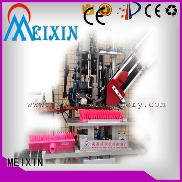 MEIXIN Brand machine flat brushes Brush Making Machine snow