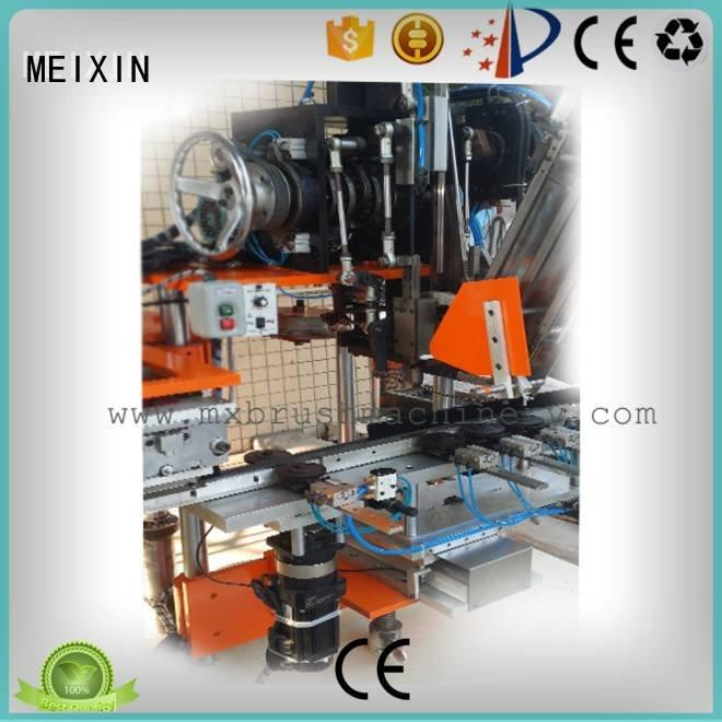 abrassive Drilling And Tufting Machine MEIXIN cnc brush tufting machine