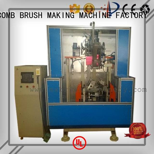 Custom hot selling axis Brush Making Machine MEIXIN new