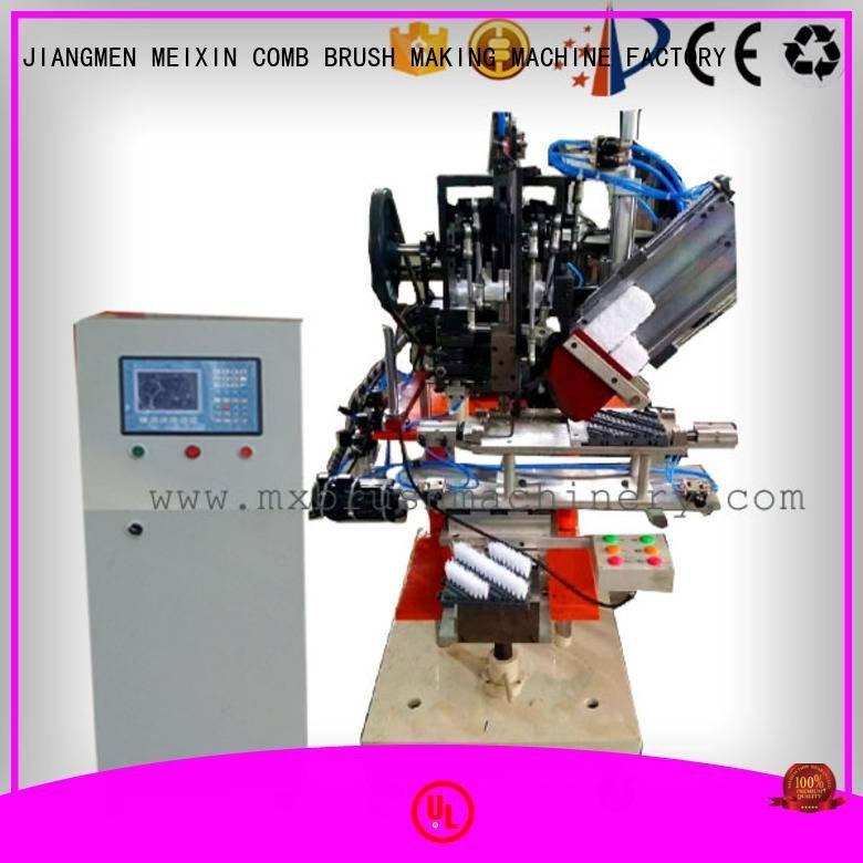 Hot brush making machine price axis mx165 mx209 MEIXIN Brand