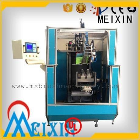 MEIXIN Brand 1head machine brush making machine for sale broom hockey