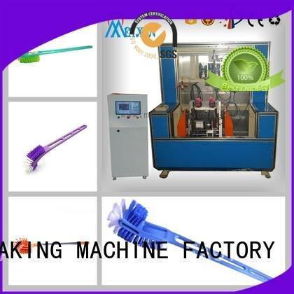 Custom drilling Brush Making Machine making 5 Axis Brush Making Machine