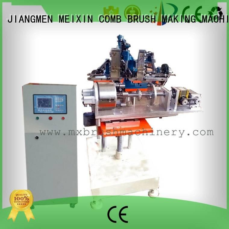 MEIXIN Brand machine brush making machine manufacturers brushes axis
