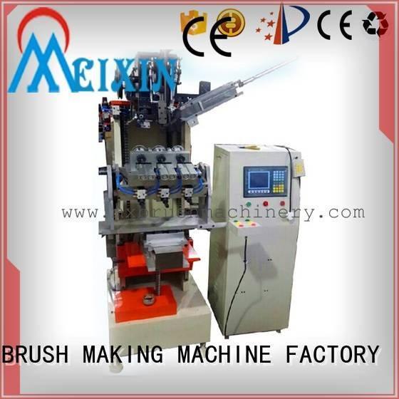 tufting jade mx189 Brush Making Machine MEIXIN