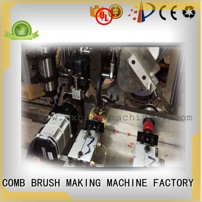 MEIXIN Brand axis machine wire Brush Drilling And Tufting Machine