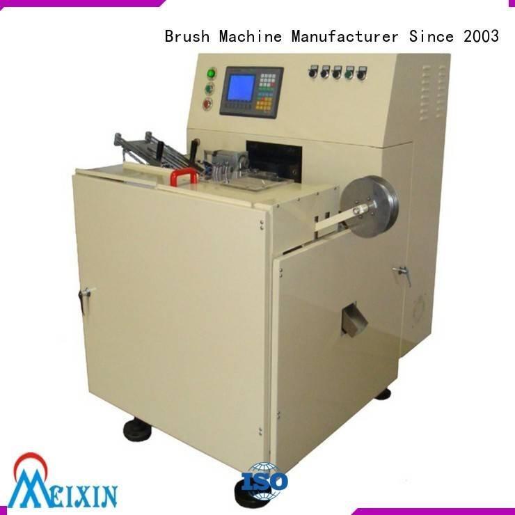 brush making machine for sale head mx181 Brush Making Machine MEIXIN Warranty