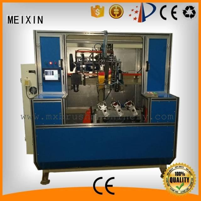 ttufting machine mx192 tufting MEIXIN 5 Axis Brush Drilling And Tufting Machine