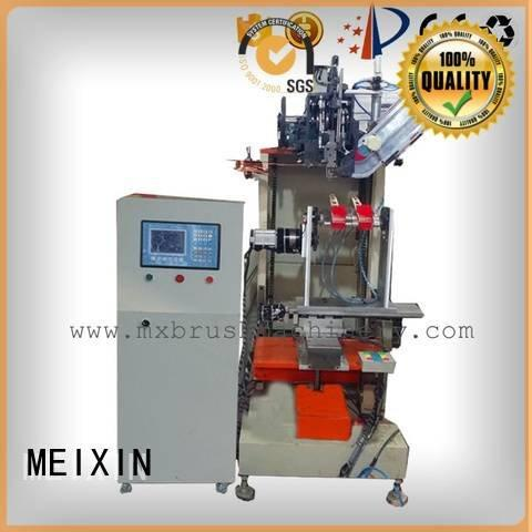 MEIXIN tufting 1head jade brush making machine for sale broom