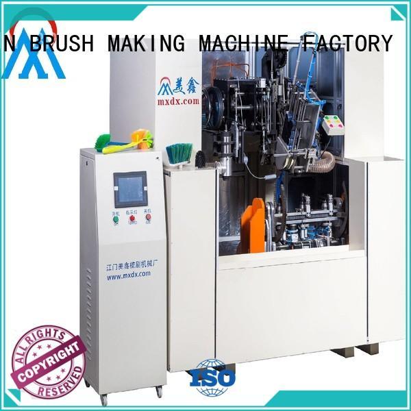 MEIXIN 220V Brush Making Machine series for industrial brush