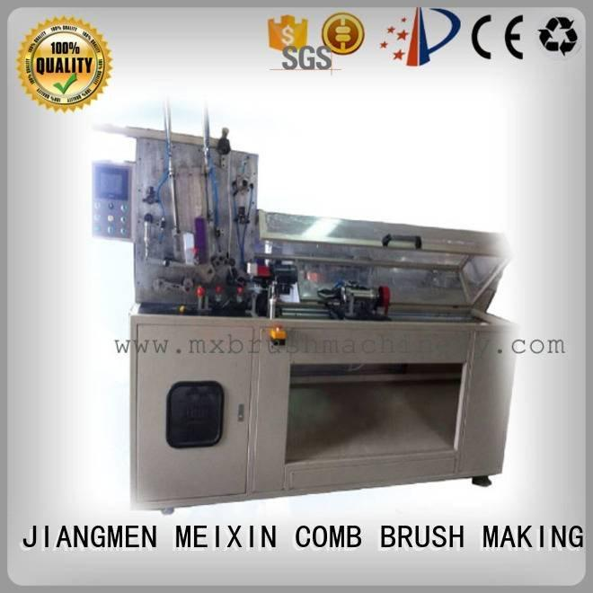 mx210 twisted trimming machine broom MEIXIN