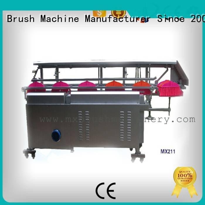Hot Manual Broom Trimming Machine cutting trimming machine 001 MEIXIN