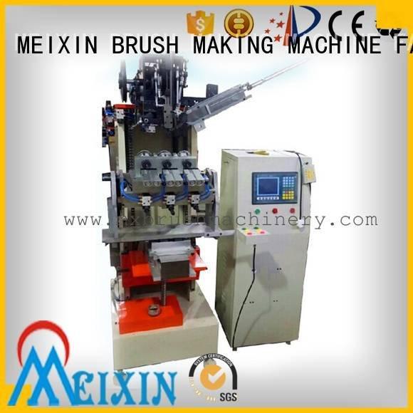 MEIXIN Brand axis 1head brush Brush Making Machine mx181