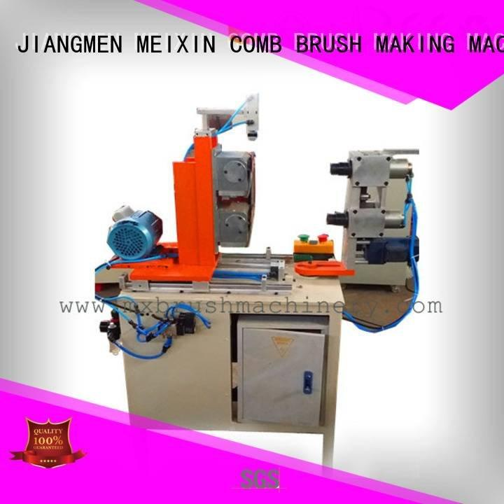 Manual Broom Trimming Machine pneunatic machine trimming machine