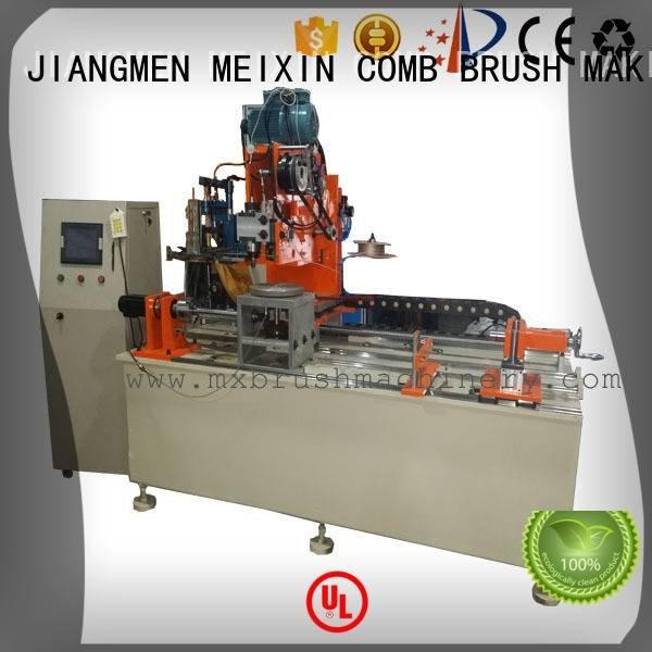 small head tufting axis MEIXIN brush making machine
