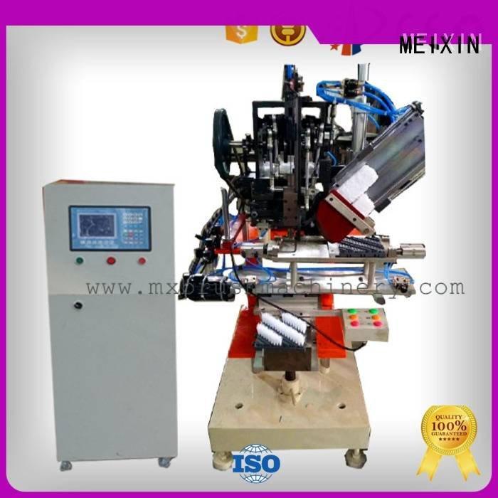 double Brush Making Machine MEIXIN brush making machine price