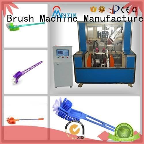 head Brush Making Machine making brush MEIXIN