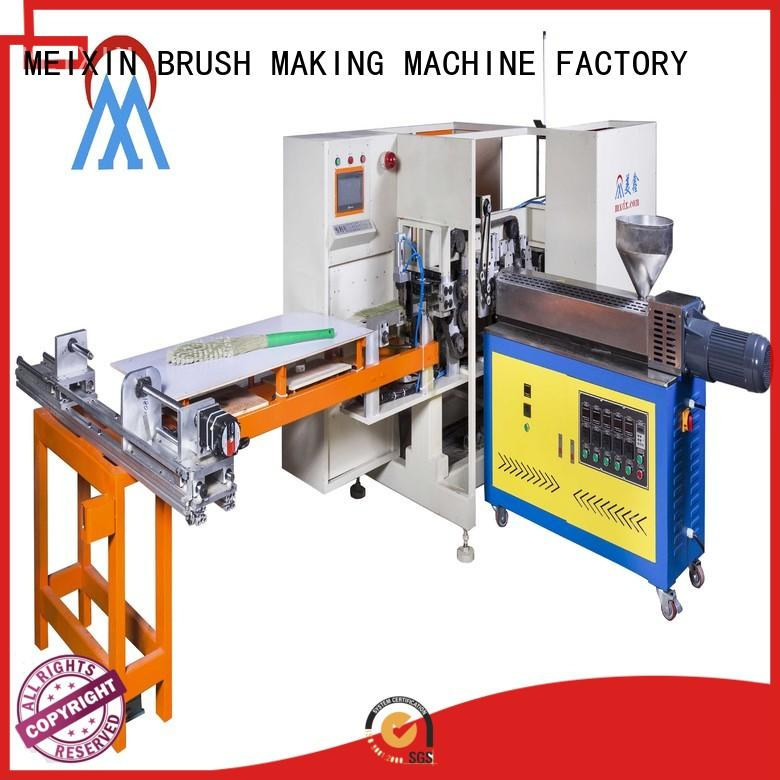 MEIXIN trimming machine customized for PET brush