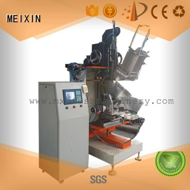 MEIXIN axis broom machine brush making machine for sale head