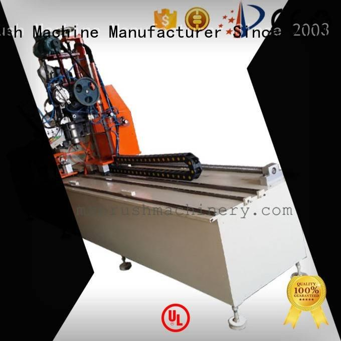 MEIXIN Industrial Roller Brush And Disc Brush Machines machine drilling tufting