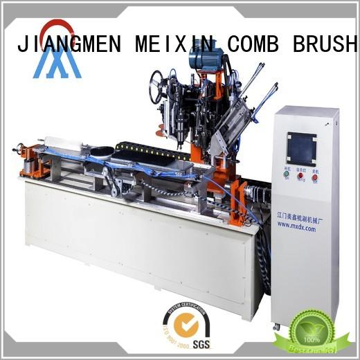 MEIXIN tufting brush making machine with good price for PP brush