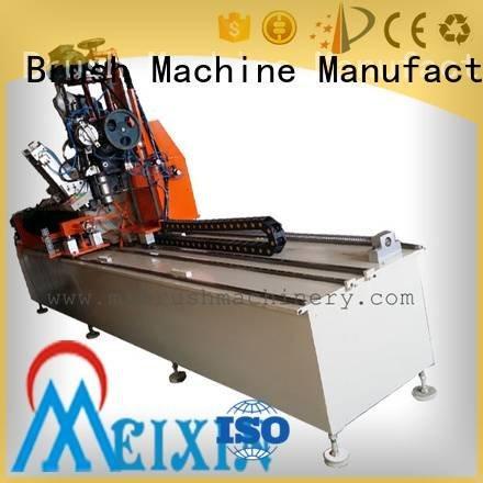 Industrial Roller Brush And Disc Brush Machines for brush brush making machine