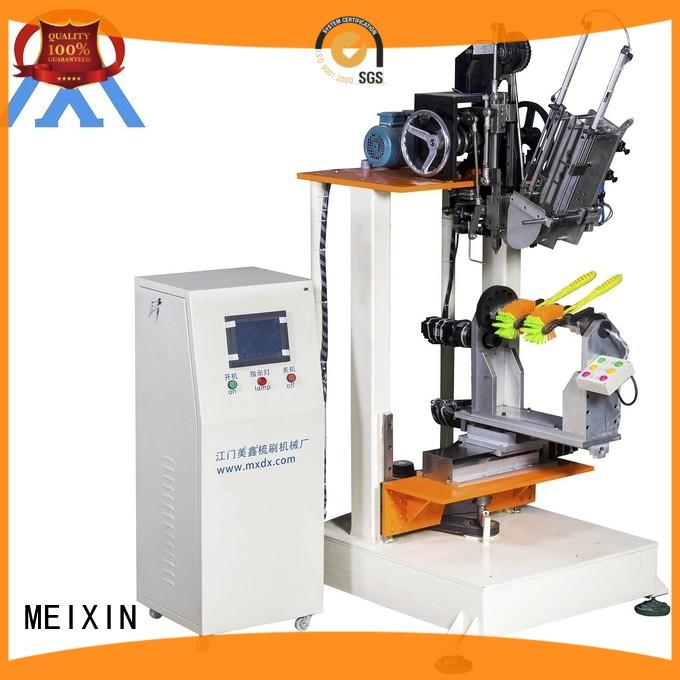 MEIXIN high productivity brush tufting machine factory for broom