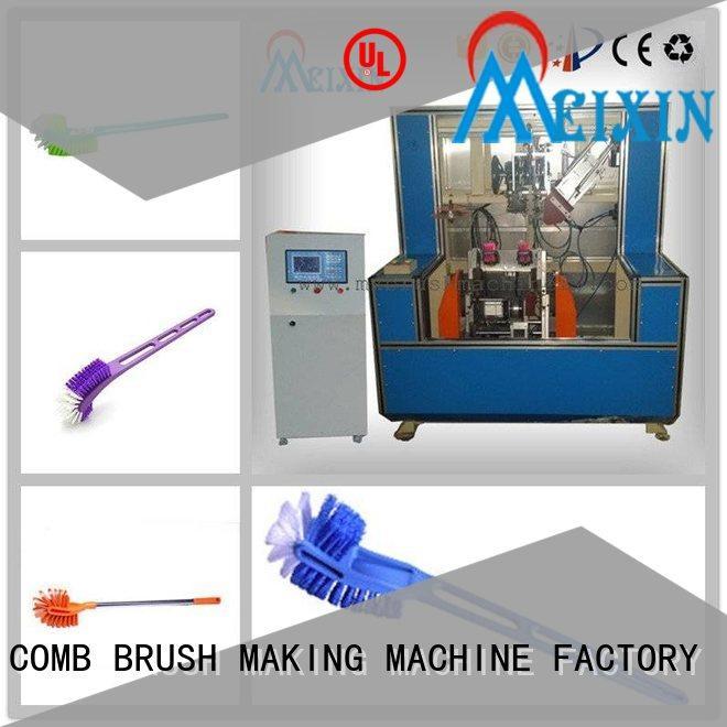 220V broom making equipment manufacturer for industry