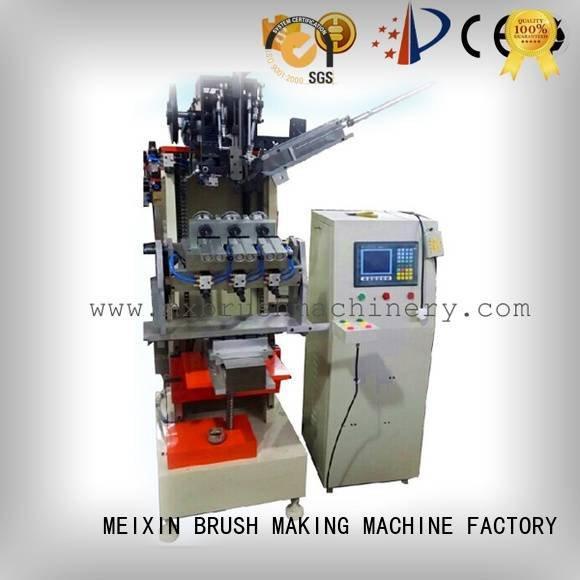 MEIXIN Brand head axis machine Brush Making Machine