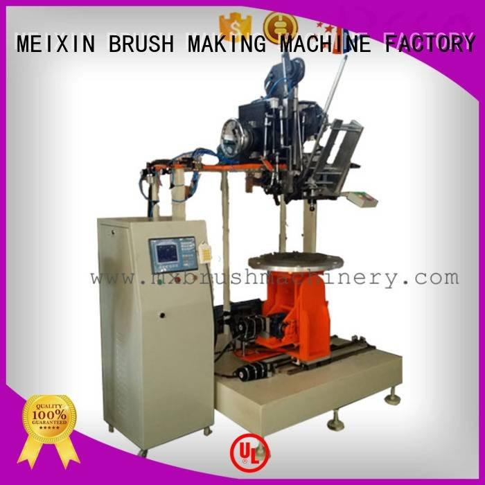 drilling industrial MEIXIN brush making machine