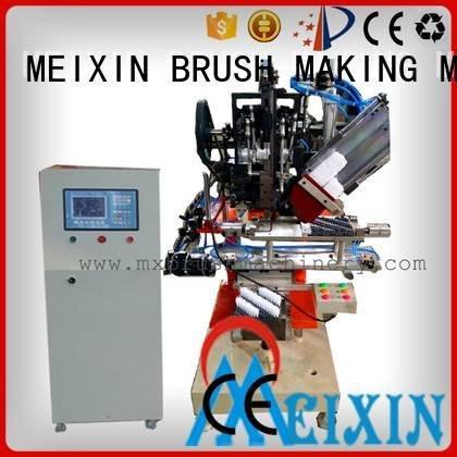 MEIXIN broom Brush Making Machine brush double