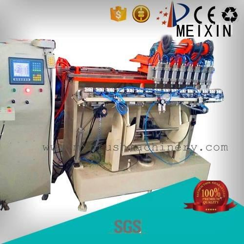 Custom Brush Making Machine hockey machine drilling MEIXIN