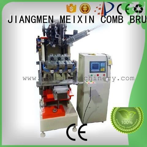 MEIXIN Brand tufting jade Brush Making Machine head hockey