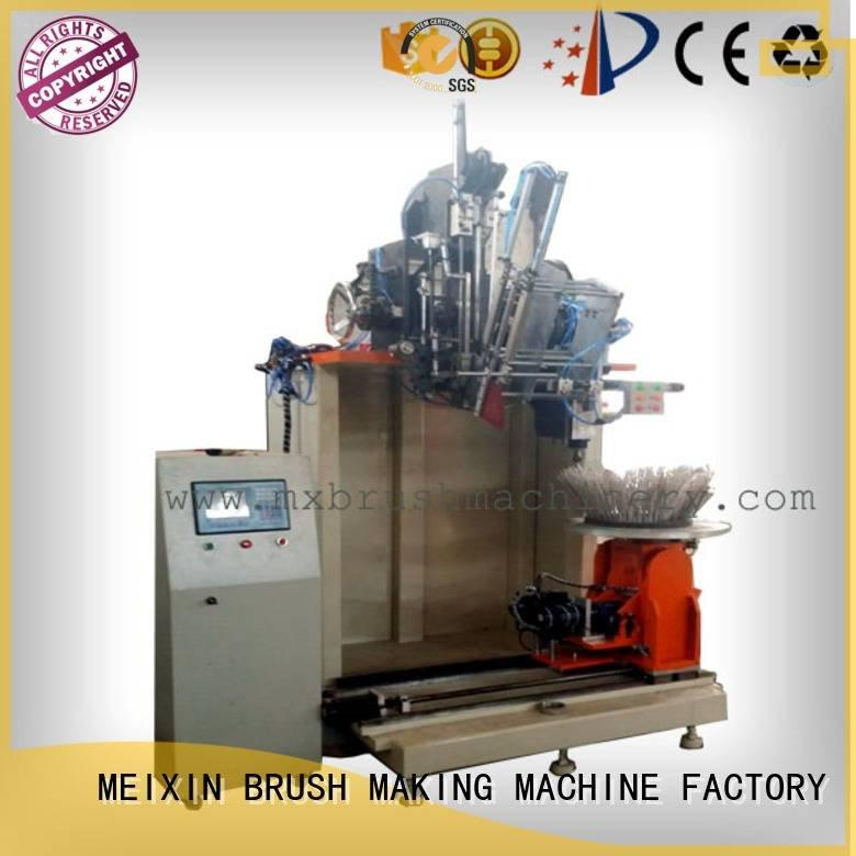 Wholesale for drilling brush making machine MEIXIN Brand