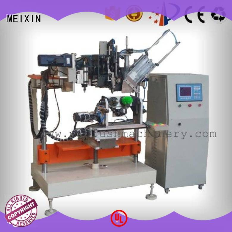 MEIXIN Drilling And Tufting Machine factory price for industrial brush