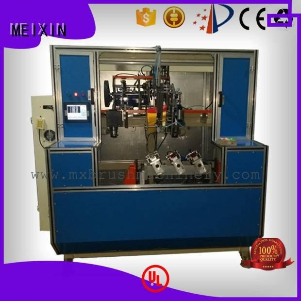 brush axis toilet MEIXIN Brush Drilling And Tufting Machine