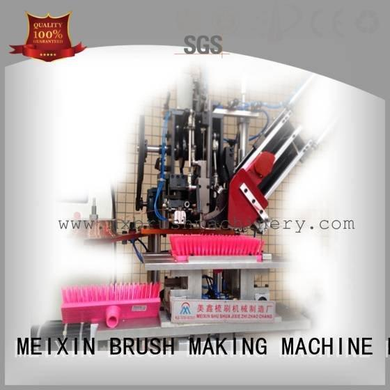 brush making machine price brushes mx165 axis flat MEIXIN
