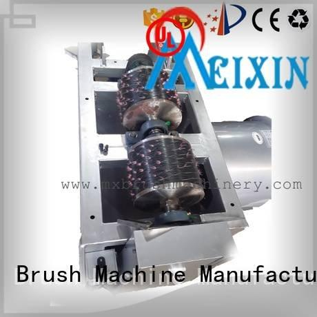 Hot Manual Broom Trimming Machine making trimming machine filament MEIXIN