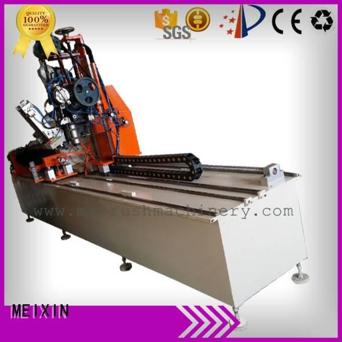 Industrial Roller Brush And Disc Brush Machines industrial brush making machine MEIXIN