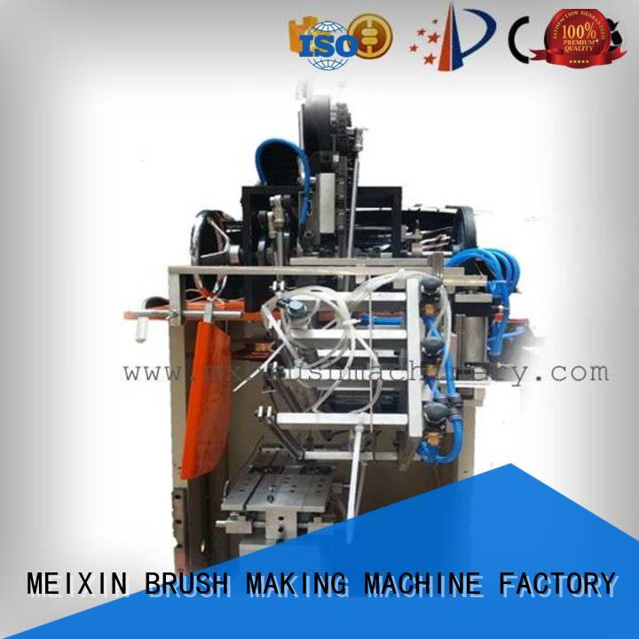MEIXIN sturdy Brush Making Machine factory for broom