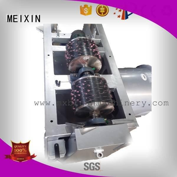 Manual Broom Trimming Machine co and automatic MEIXIN