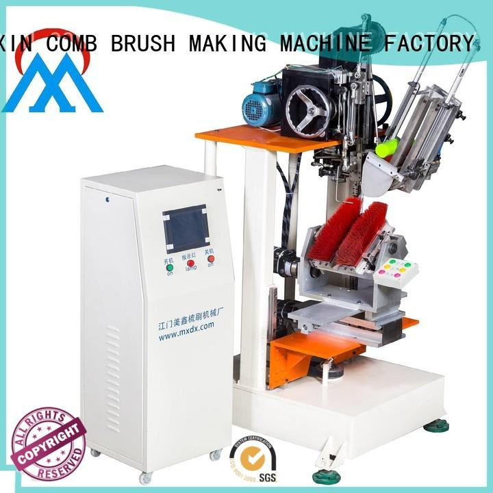 MEIXIN Brand best professional tufting custom brush making machine for sale
