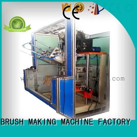 Wholesale sale axis Brush Making Machine MEIXIN Brand