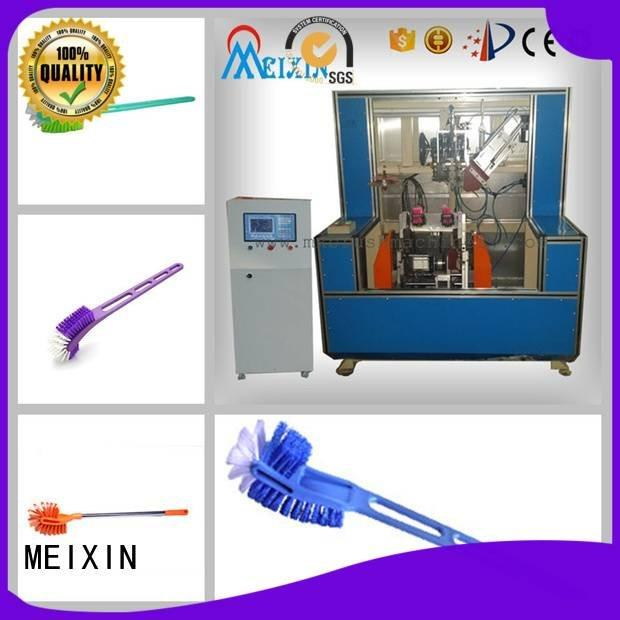 Custom Brush Making Machine head broom tufting MEIXIN